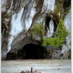A Lourdes, coeur englouti